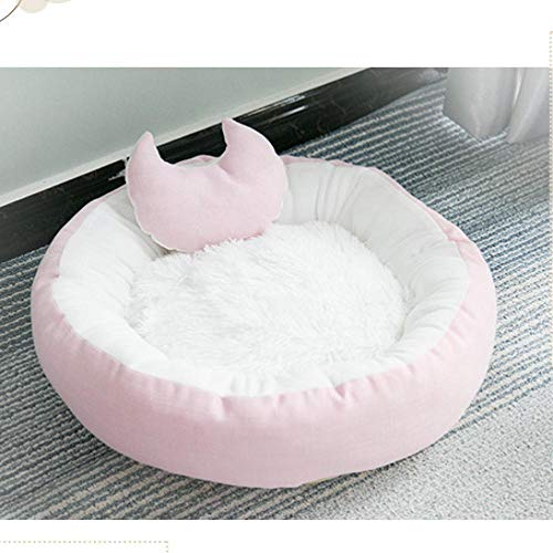 Pet Nest, Upgraded Pet Supplies, Round Open Four-Season Universal Pet Mat, Clean And Comfortable, Cute And Soft, Suitable For Cats And Dogs In The House, It Is The Best Choice For Pets