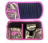 BT Outdoors Realtree Camo CD/DVD Sun Visor Holder Duck Commander Pink CD Case and Visor Organizer Lot of 12 Only Pink CD and Visor Cases