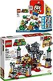 LEGO® Super Mario™ Juego de 2 Piezas 71360 71369 Pack Inicial: Aventuras con Mario + Batalla...