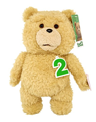 Ted 2 Movie-Size Plush Talking Teddy Bear Explicit Doll, 24'