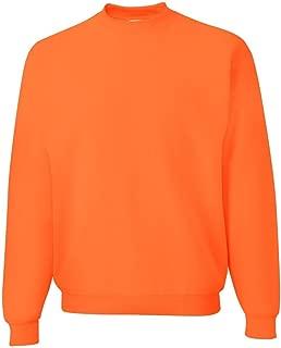 Jerzees Adult Preshrunk Fleece Crewneck Sweatshirt
