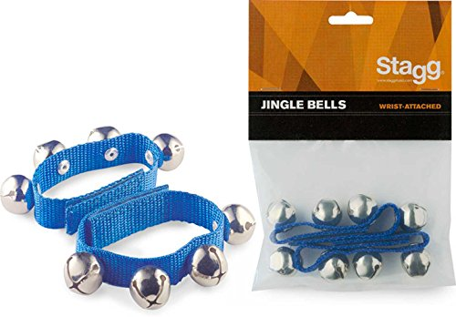 Stagg Pols Jingle Klokken Small Blauw