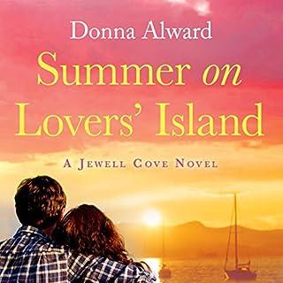 Summer on Lovers' Island audiobook cover art