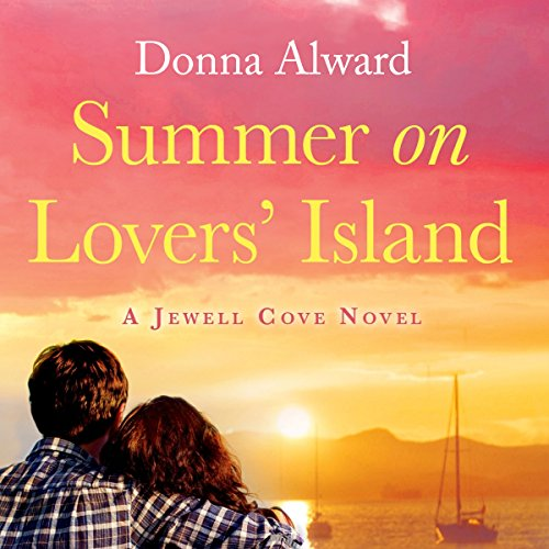 Summer on Lovers' Island audiobook cover art