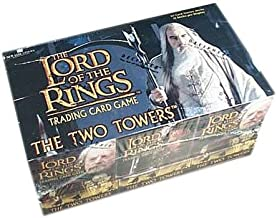 Lord Of The Rings Tcg - The Two Towers Starter Deck Box - 12D63C