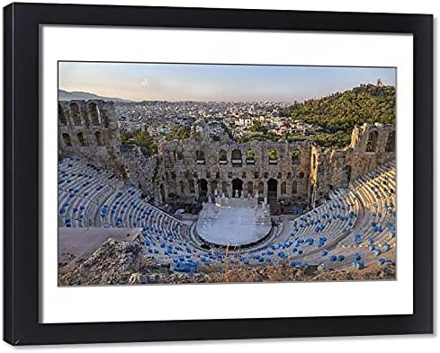 Media Storehouse Framed 20x16 Photo 70% OFF 70% OFF Outlet Outlet Atticus Herodes Odeon of