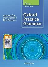 أكسفورد ممارسة grammar الأساسية: مع مفتاح practice-boost على قرص مدمج Pack