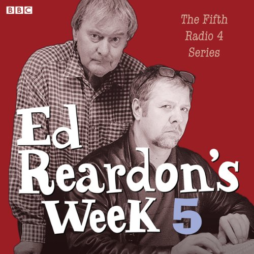 Ed Reardon's Week: The Complete Fifth Series cover art