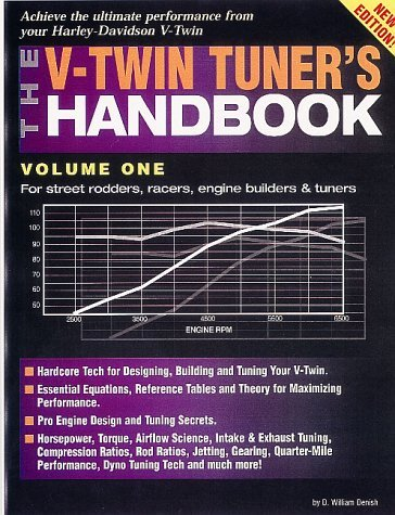V-Twin Tuner's by D. William Denish (2000-12-24)
