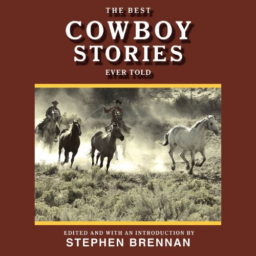 The Best Cowboy Stories Ever Told cover art
