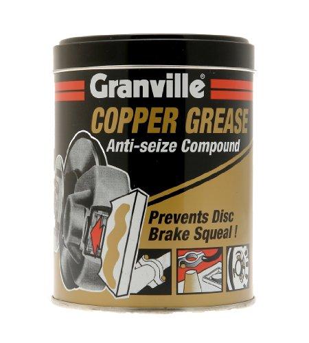 Granville 0149 - Grasa lubricante para Piezas metálicas (500 g)