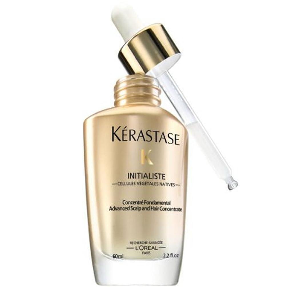受動的の頭の上知覚Kerastase Initialiste Advanced Scalp and Hair Concentrate (Leave-In) - 60ml/2oz [並行輸入品]