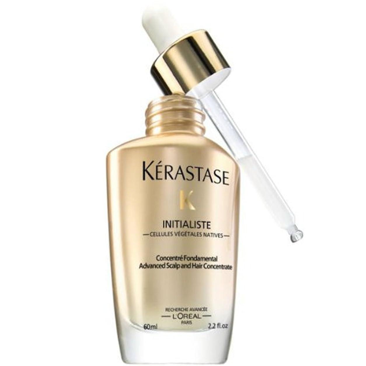リーダーシップ完全に子犬Kerastase Initialiste Advanced Scalp and Hair Concentrate (Leave-In) - 60ml/2oz [並行輸入品]