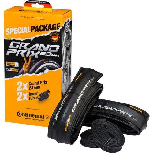 Continental Set 2X 23-622 GrandPrix / 2X Schlauch Race 28 S42