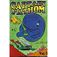 Captain Fathom Vol. 3 [Slim Case]