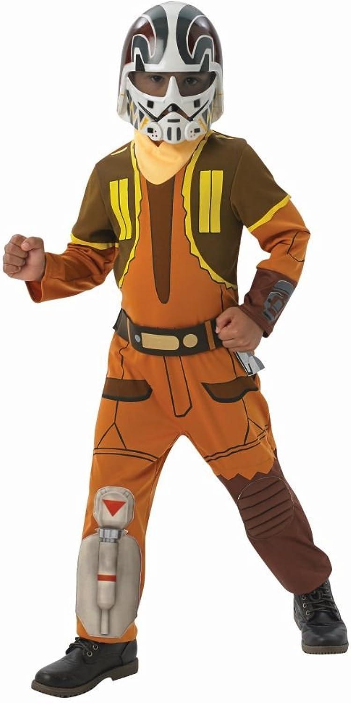la mejor selección de Estrella Wars Rebels disfraz Ezra Ezra Ezra mono de másCochea sz.xl (9-10jahre)  colores increíbles