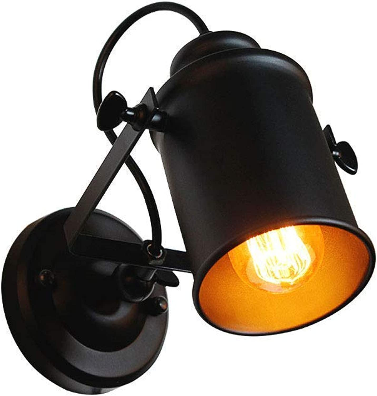 WngLei Vintage Industrial Loft rustikale Wandleuchte Porch Gang Lampe Wandleuchten