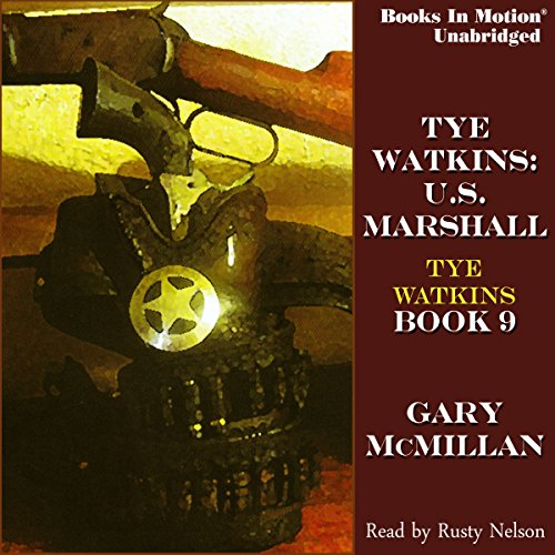 Tye Watkins: U.S. Marshall cover art