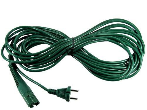 10 Meter Kabel geeignet für Vorwerk Kobold 130 131