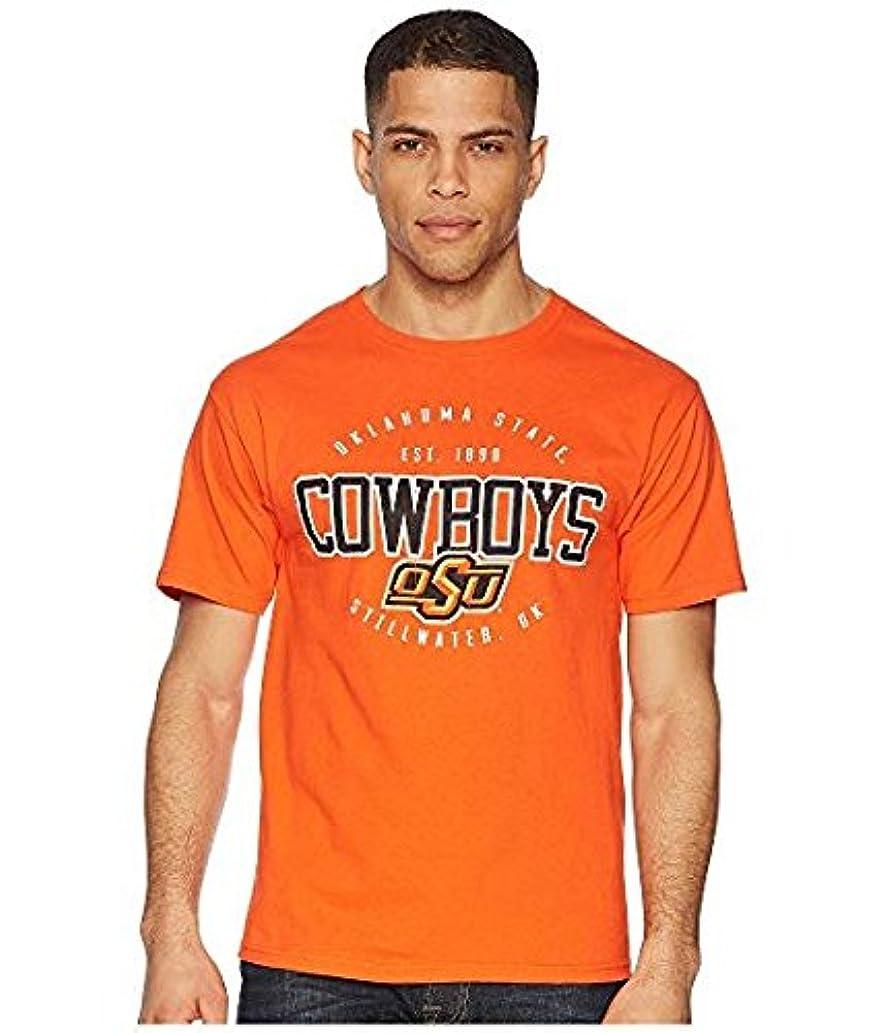 優しいシンジケートあらゆる種類のチャンピオンカレッジ Champion College メンズ トップス シャツ ブラウス Orange Oklahoma State Cowboys Jersey Tee 2 [並行輸入品]