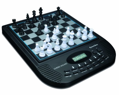 Excalibur Electronic Chess Wizard Game