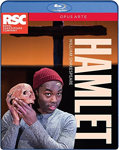 Shakespeare: Hamlet (Stratford-upon-Avon, 2016) [Blu-ray]