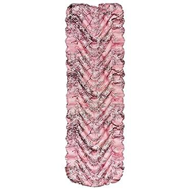 Klymit Static V Lightweight Sleeping Pad, Pink Camo