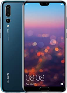 Huawei P20 Pro 128GB Single-SIM Factory Unlocked 4G/LTE Smartphone - International Version (Midnight Blue)