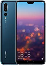 "Huawei P20 Pro Single SIM 4G 128GB Blue - Smartphones (15.5 cm (6.1""), 128 GB, 40 MP, Android, 8.1, Blue)"