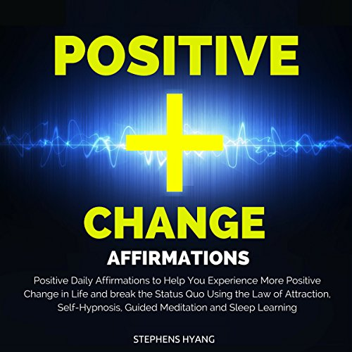 Positive Change Affirmations Titelbild
