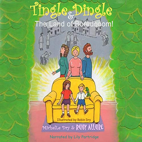 Tingle Dingle and the Land of Boredooom! cover art