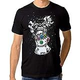Thanos Infinity Gauntlet Art T-Shirt, Avengers Infinity War tee