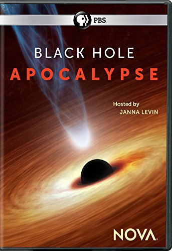 NOVA: Black Hole Apocalypse DVD