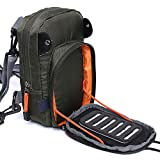 Fly Fishing Chest Pack Fishing Sling Bag Waist Tackle Storage Bags