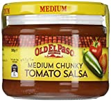 Old El Paso Snack Food Salsas, Dips & Spreads