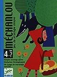 DJECO- Juegos de cartasJuegos de cartasDJECOCartas Mechanlou, (36)