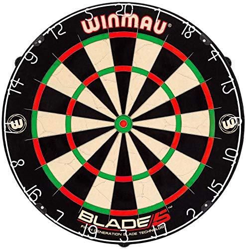 WINMAU -  Blade 5 Dartscheibe