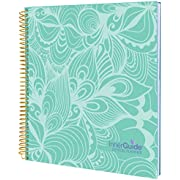 InnerGuide Planner - Daily Weekly Monthly Yearly Goals Journal w. Dated Calendar