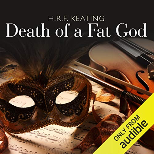 Couverture de Death of a Fat God