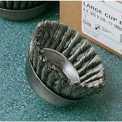 United Abrasives- SAIT 06503 2-3/4' x .020 x M10 x 1.25 Arbor Carbon...