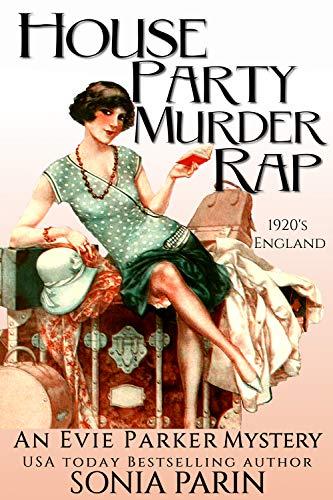 House Party Murder Rap by Sonia Parin ebook deal