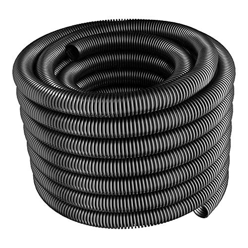 Tubo corrugado para cables de protección, tubo aislante de PVC, 20 mm,...