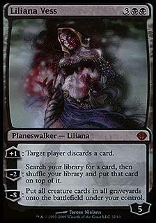 Magic: the Gathering - Liliana Vess - Duel Decks: Garruk vs Liliana - Foil
