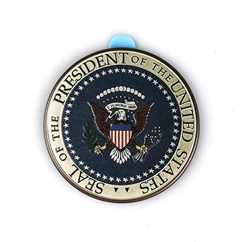 Tehui US-Präsident Abzeichen Aufkleber CT5 / 6 XT5 / 6 XTS ATSL XT4 die Rückseite der Standard-Autoaufkleber des modifizierten Standard