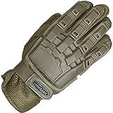Evike Matrix Full Finger Tactical Gloves - Tan - X-Large - (43517)