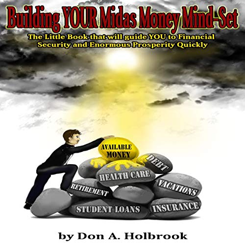 Building Your Midas Money Mind-Set audiobook cover art
