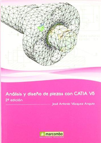 Análisis y Diseño de Piezas con Catia V5 2ª Ed.: Método