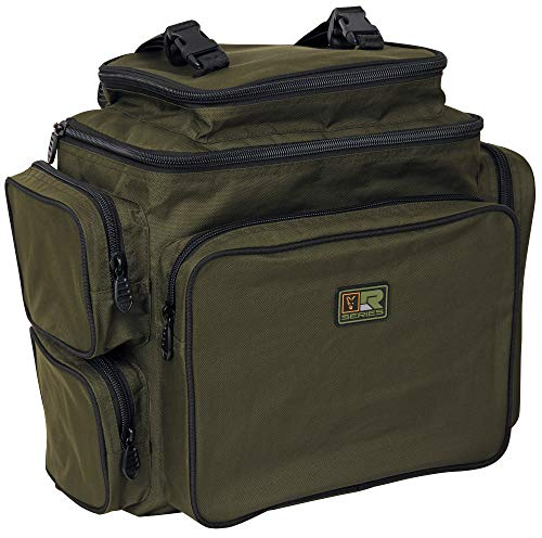 Fox R-Series Rucksack 60x38x44cm - Angelrucksack für Angelzubehör & Tackle, Tackletasche zum Karpfenangeln, Backpack zum Angeln