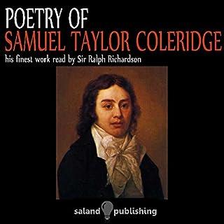 『Poetry of Coleridge』のカバーアート