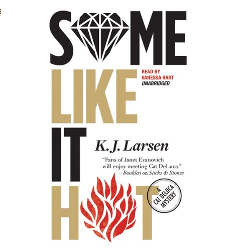 Some Like It Hot audiobook cover art
